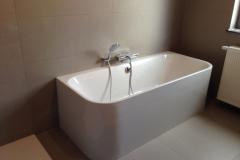 foto van totaalrenovatie badkamer